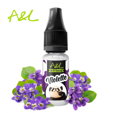 Arôme Violette par A&L (10ml)
