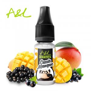 Arôme Cassis Mangue par A&L (10ml)