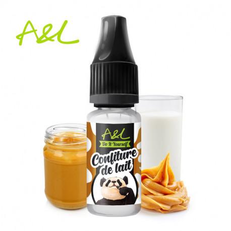 Arôme Confiture de Lait par A&L (10ml)