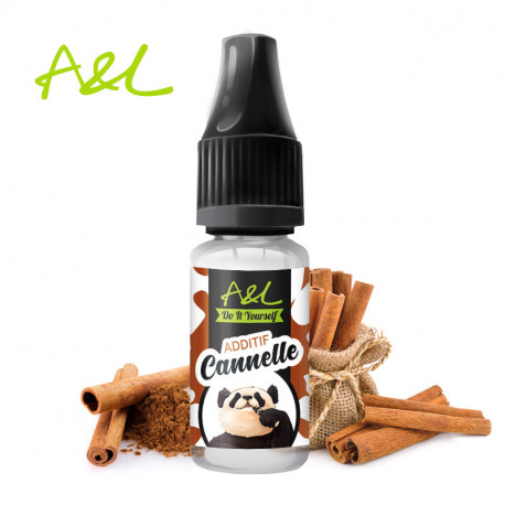 Additif Cannelle par A&L (10ml)