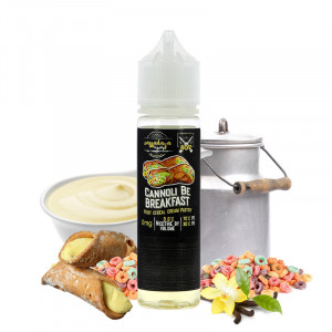 E-liquide Cannoli Be Breakfast 50ml par 80V