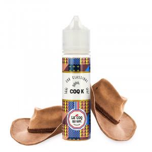 E-liquide Le Coq K 50ml par Le Coq Qui Vape