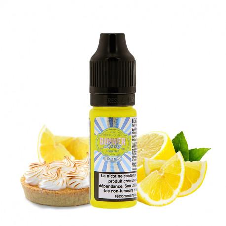 E-liquide Lemon Tart Salt Nic par Dinner Lady