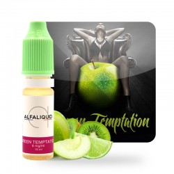 E-liquide Green Temptation Alfaliquid 10ml