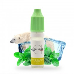 E-liquide Menthe Glaciale Alfaliquid 10ml