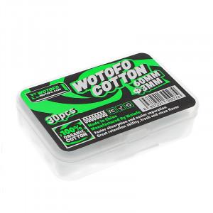 Coton Organique Agleted par Wotofo