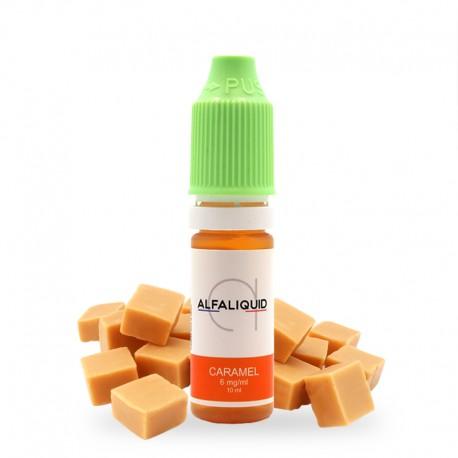 E-liquide Caramel Alfaliquid 10ml