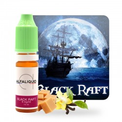 E-liquide Black Raft Alfaliquid 10ml