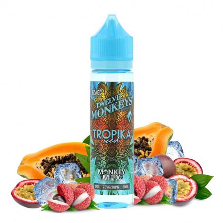 E-liquide Tropika Iced 50ml par Twelve Monkeys