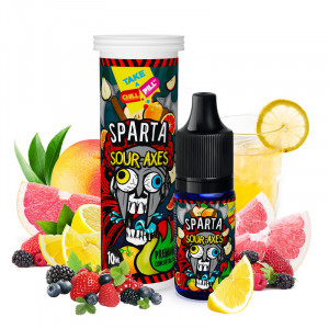 Concentré Sparta Sour Axes par Chill Pill