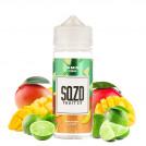 Mango Lime 100ml par SQZD