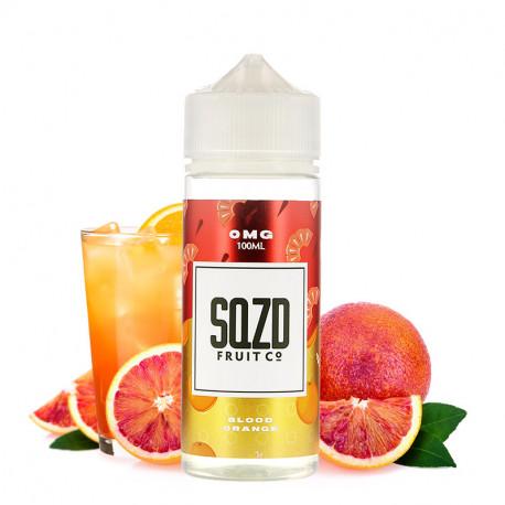 E-liquide Blood Orange 100ml par SQZD