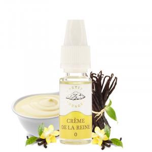E-liquide Crème De La Reine par Petit Nuage