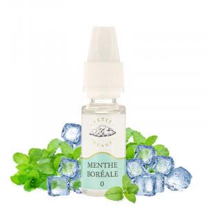 E-liquide Menthe Boréale par Petit Nuage