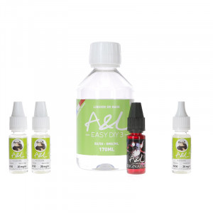 Pack Base Ragnarok 200ml par A&L