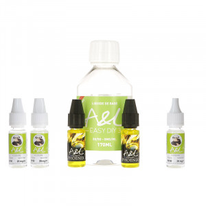 Pack DIY Phoenix 200ml par A&L