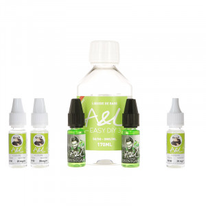 Pack DIY Shinigami 200ml par A&L
