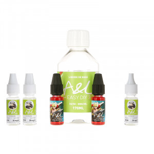Pack DIY Valkyrie 200ml par A&L