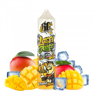 E-liquide Funky Mango 50ml par Lassi Juice