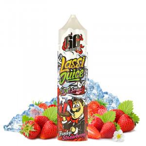 E-liquide Funky Strawberry 50ml par Lassi Juice