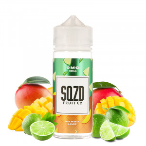 E-liquide Mango Lime On Ice 100ml par SQZD