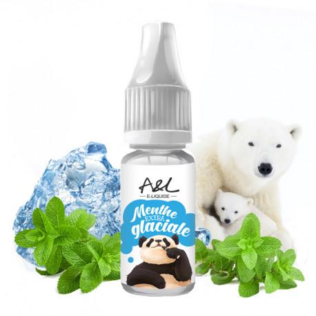 E-liquide Menthe Extra Glaciale par A&L