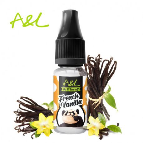 Arôme French Vanilla par A&L (10ml)
