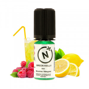 E-liquide Green Kelly Nicotine Plus par T-Juice
