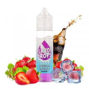 E-liquide Purple Extasy Fresh Edition 50ml par Flavor Drops