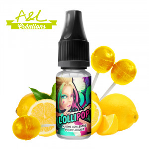 Concentré Lollipop par A&L (10ml)