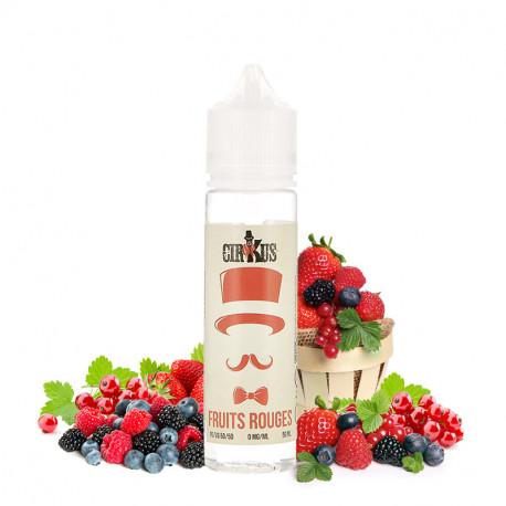 E-liquide Cirkus Fruits Rouges 50ml par VDLV