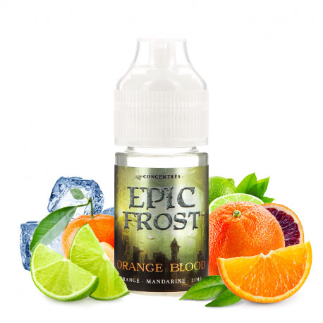 Concentré Orange Blood Epic Frost par The Fuu
