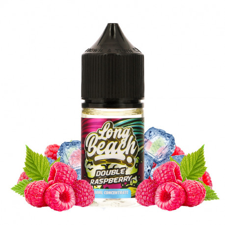 Concentré Double Raspberry par Long Beach