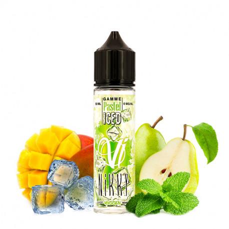 E-liquide Nikky Pastel Iced 50ml par Vape Institut