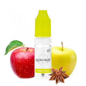 E-liquide Pomme Chicha par Alfaliquid