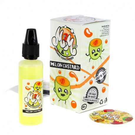 Concentré Melon Custard par Mr&Mme