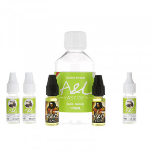 Pack DIY Jiraya 200ml A&L