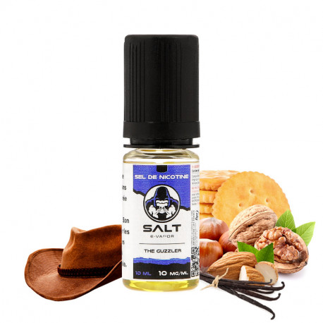 The Guzzler Salt E-Vapor Le French Liquide