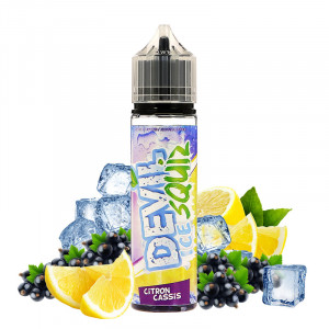 Citron Cassis ICE Devil Squiz 50 ml