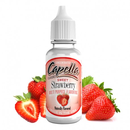 Arôme Sweet Strawberry par Capella