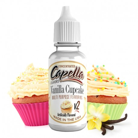 Arôme Vanilla Cupcake V2 par Capella