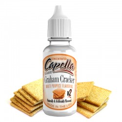 Arôme Graham Cracker V2 par Capella