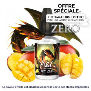 Concentré Ultimate Fury Zero A&L