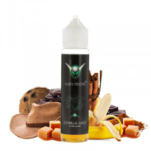 Gorilla Juice Alien Visions 50 ml