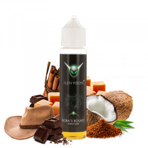 Boba's Bounty Alien Visions 50 ml