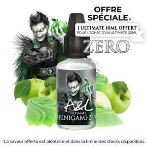 Concentré Ultimate Shinigami Zero A&L