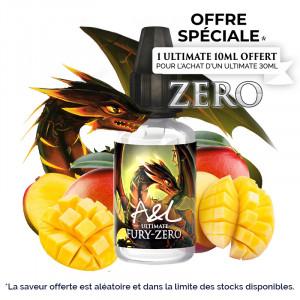Concentré Ultimate Fury Zero A&L