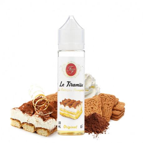 Tiramisu La Fabrique Française 50 ml