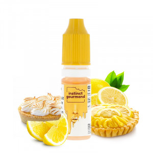 Alfaliquid Lemon & Pie Instinct Gourmand