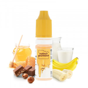 Alfaliquid Honey & Milk Instinct Gourmand